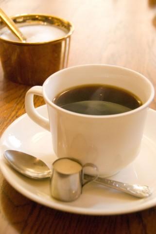 トレーニング前のコーヒー摂取