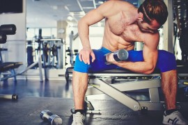 ワークアウトを続けていても筋肉が増えない10個の理由.1~5まで