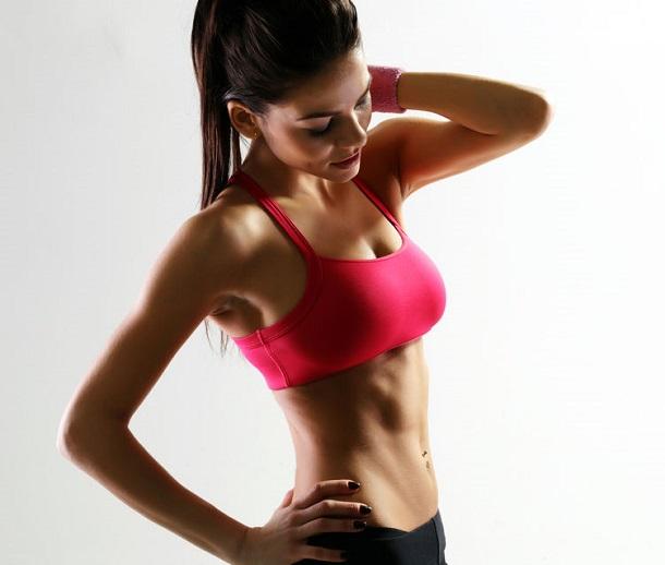 腸腰筋のトレーニングでウエストを引き締める