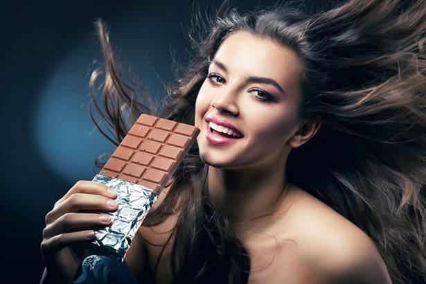 チョコレートの健康効果