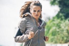 正しいジョギングフォームを習得する