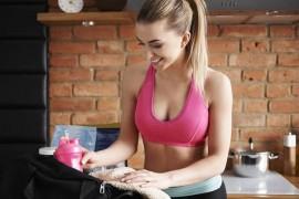 女性フィットネスモデルが実践するダイエットの為の9の習慣