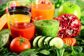 微量栄養素を多く含む果物と野菜のリスト