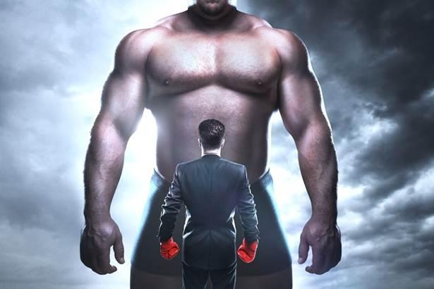 伝説のボクサー