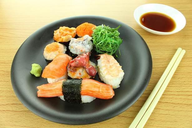 寿司 太りやすい