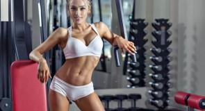腹筋女子、筋トレ女子、筋肉美女モデルインスタ30選!