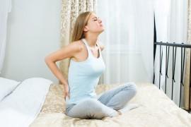 寝起き後の腰痛の原因と、その改善方法とは??