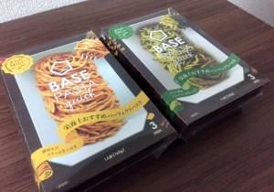 ナチュラルローソンで販売の完全栄養パスタ 『ベースパスタクイック』の味は?食べてみた感想!