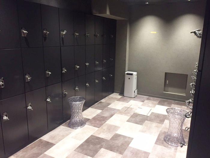 EXPA ロッカールーム