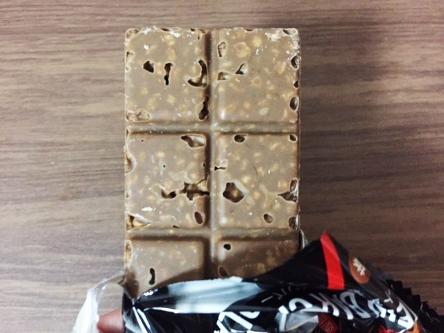 マツモトキヨシ プロテインバー チョコレート味
